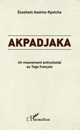 Couverture Akpadjaka