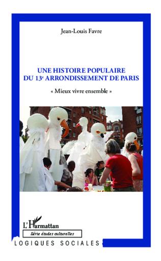 Couverture Une histoire populaire du 13e arrondissement de Paris