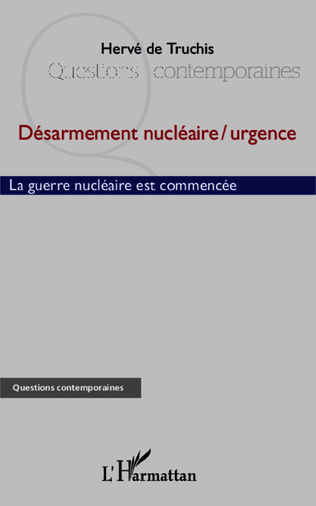 Couverture Désarmement nucléaire / urgence