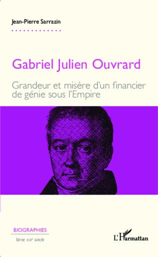 Couverture Gabriel Julien Ouvrard