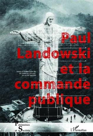 Couverture Paul Landowski et la commande publique