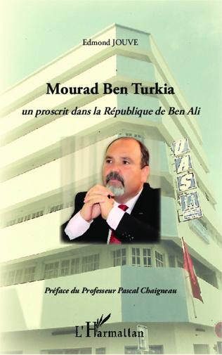 Couverture Mourad Ben Turkia