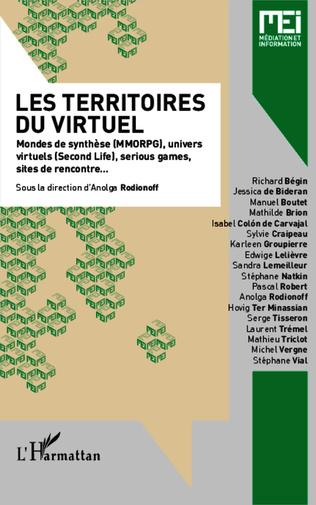 Couverture Les territoires du virtuel