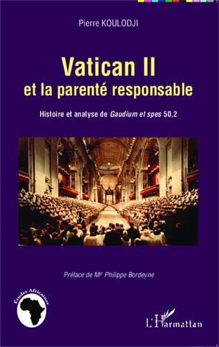 Couverture Vatican II et la parenté responsable
