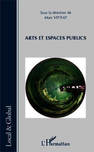 Couverture Arts et espaces publics