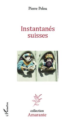 Couverture INSTANTANES SUISSES