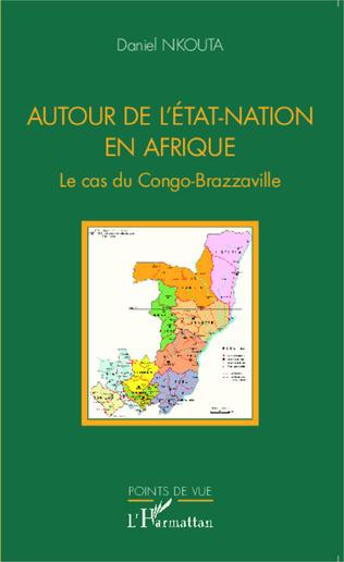 Couverture Autour de l'Etat-Nation en Afrique