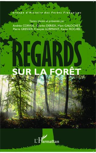 Couverture Regards sur la forêt