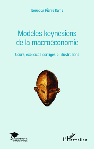 Couverture Modèles keynésiens de la macroéconomie