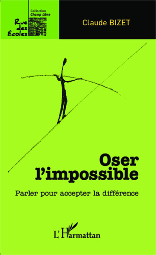 Couverture Oser l'impossible