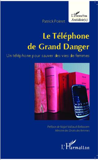 Couverture Le téléphone de Grand Danger