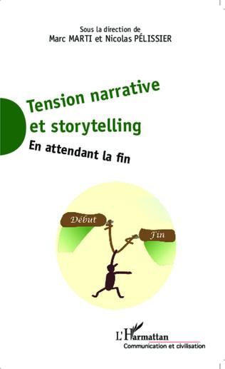 Couverture Tension narrative et storytelling