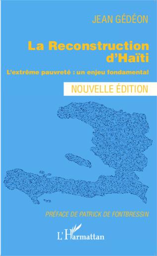 Couverture La reconstruction d'Haïti