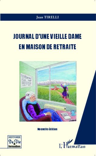 Couverture Journal d'une vieille dame en maison de retraite