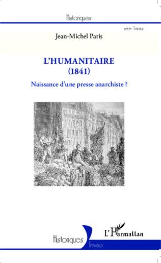 Couverture L'Humanitaire (1841)