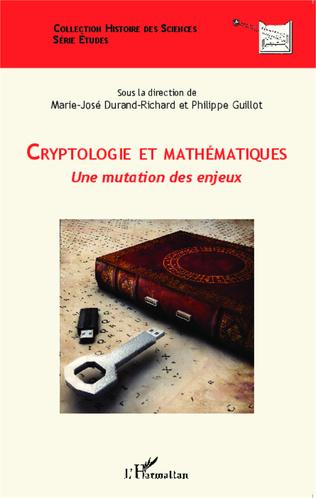 Couverture Cryptologie et mathématiques