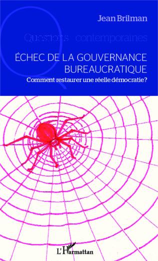 Couverture Echec de la gouvernance bureaucratique