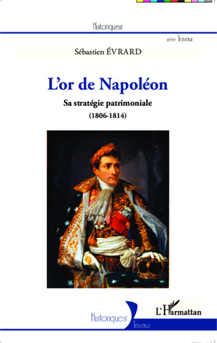 Couverture L'or de Napoléon