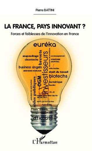 Couverture La France, pays innovant ?