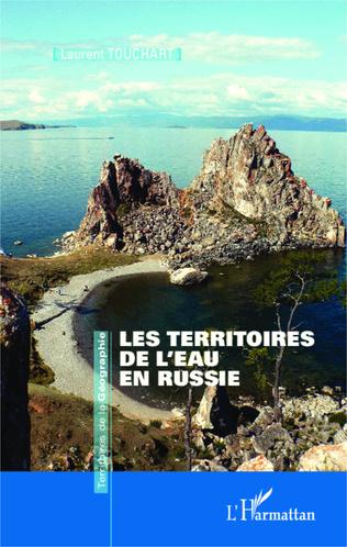 Couverture Les territoires de l'eau en Russie