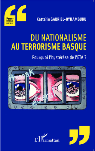 Couverture Du nationalisme au terrorisme basque