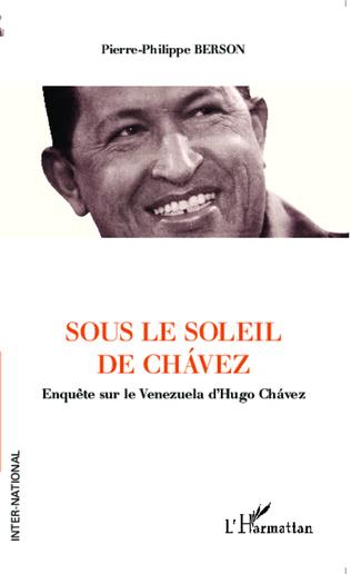 Couverture Sous le soleil de Chavez