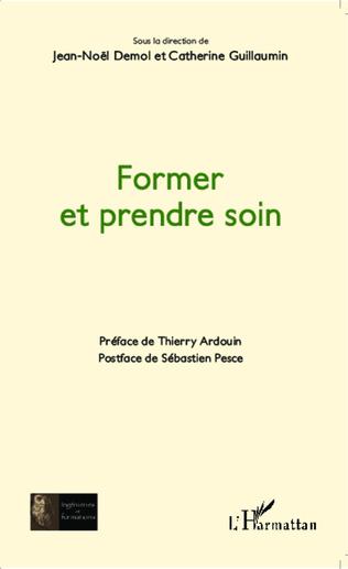 Couverture DU PRENDRE SOIN À L'ACCOMPAGNEMENT EN FORMATION