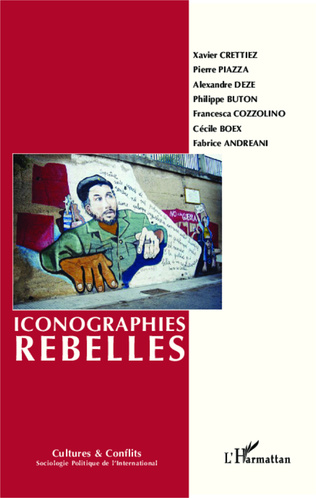 Couverture Iconographies rebelles