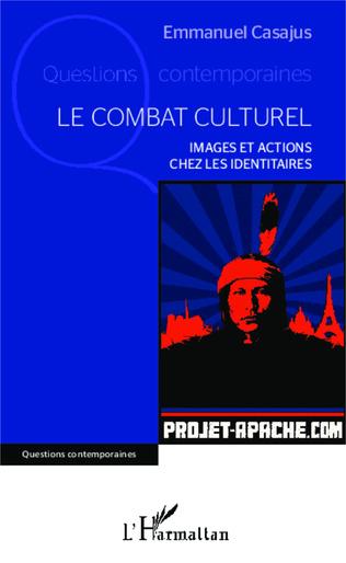 Couverture Le combat culturel