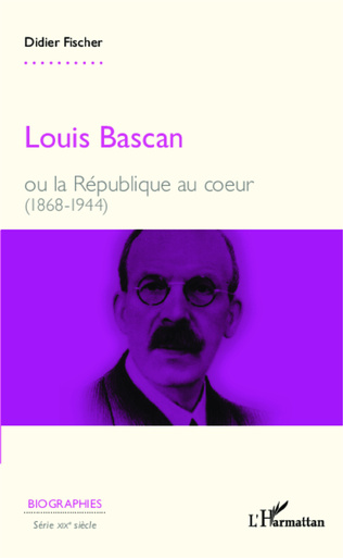 Couverture Louis Bascan