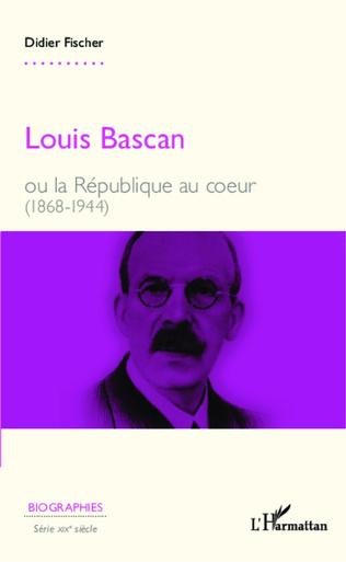 Couverture Louis Bascan