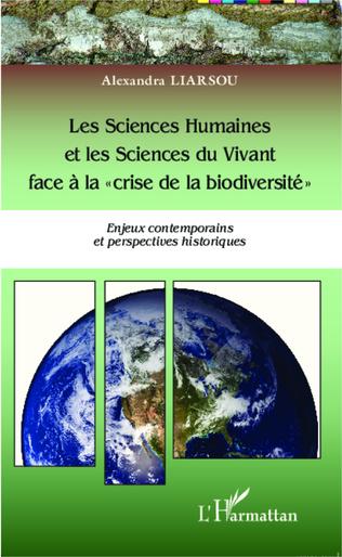 Couverture Les Sciences Humaines et les Sciences du Vivant face à la