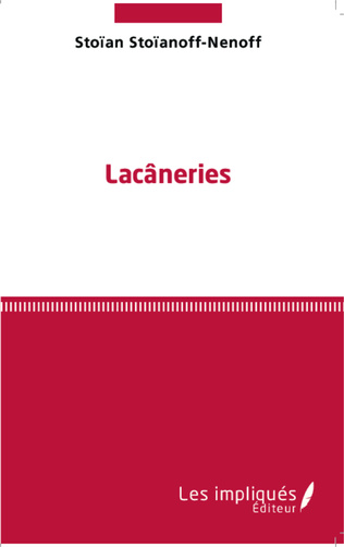 Couverture Lacaneries