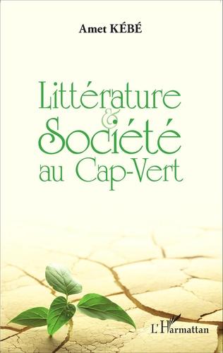 Couverture Littérature et société au Cap-Vert