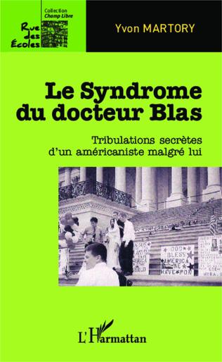 Couverture Le Syndrome du docteur Blas