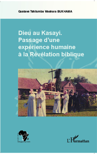 Couverture Dieu au Kasayi