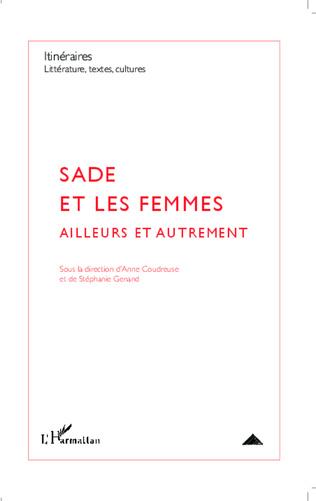 Couverture Sade et les femmes