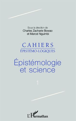 Couverture Epistémologie et science