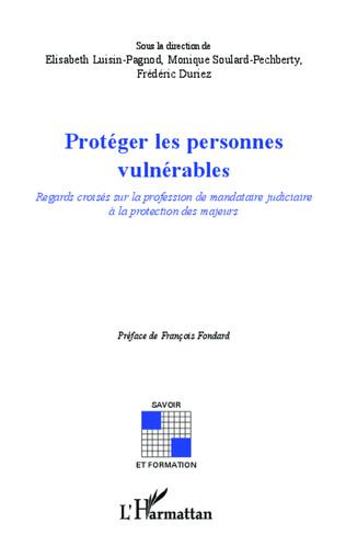 Couverture Protéger les personnes vulnérables