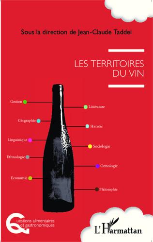 Couverture Les territoires du vin