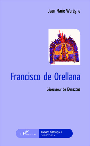 Couverture Francisco de Orellana