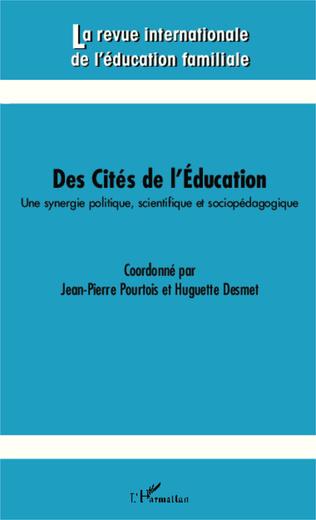 Couverture Des cités de l'Éducation