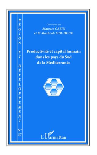 Couverture Productivité et capital humain dans les pays du Sud de la Méditerranée