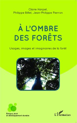 Couverture A l'ombre des forêts