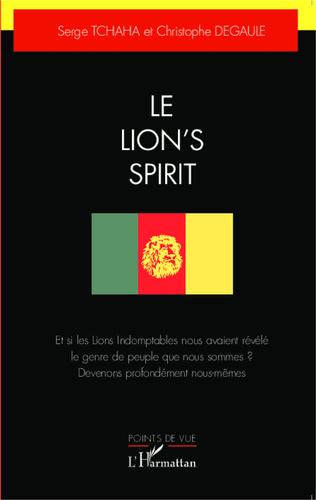 Couverture Le Lion's Spirit