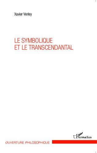 Couverture Le symbolique et le transcendantal