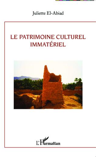 Couverture Le patrimoine culturel immatériel