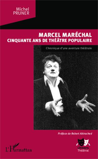 Couverture Marcel Maréchal
