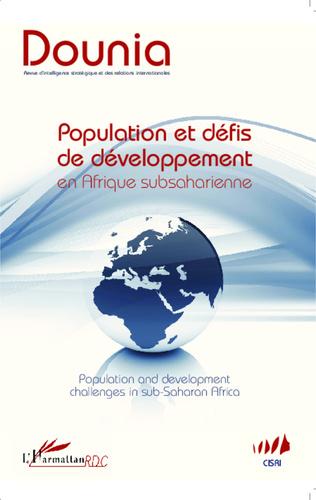 Couverture Population et défis de développement en Afrique subsaharienne