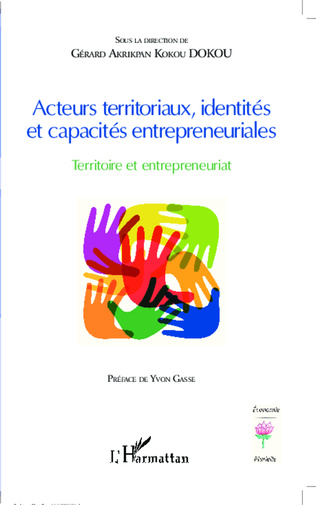 Couverture Acteurs territoriaux, identités et capacités entrepreneuriales